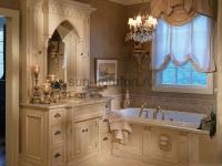 Барокко дизайн ванной комнаты фотография
