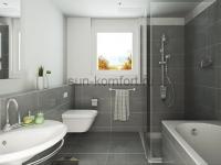 Модерн дизайн ванной комнаты фотография