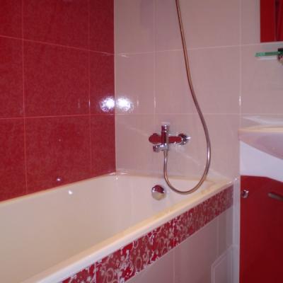 Ремонт ванной комнаты м. Марьино фотографии