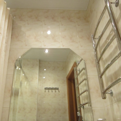 Ремонт ванной комнаты м. Университет фотографии